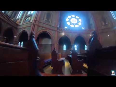Holy Flying – Bergkirche Wiesbaden
